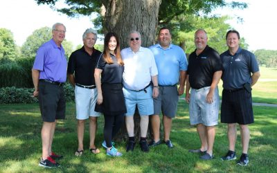 Mil Steel's Golf For Kids Outing Raises $215,000 for D.A. Blodgett – St. John's Mentoring Services!