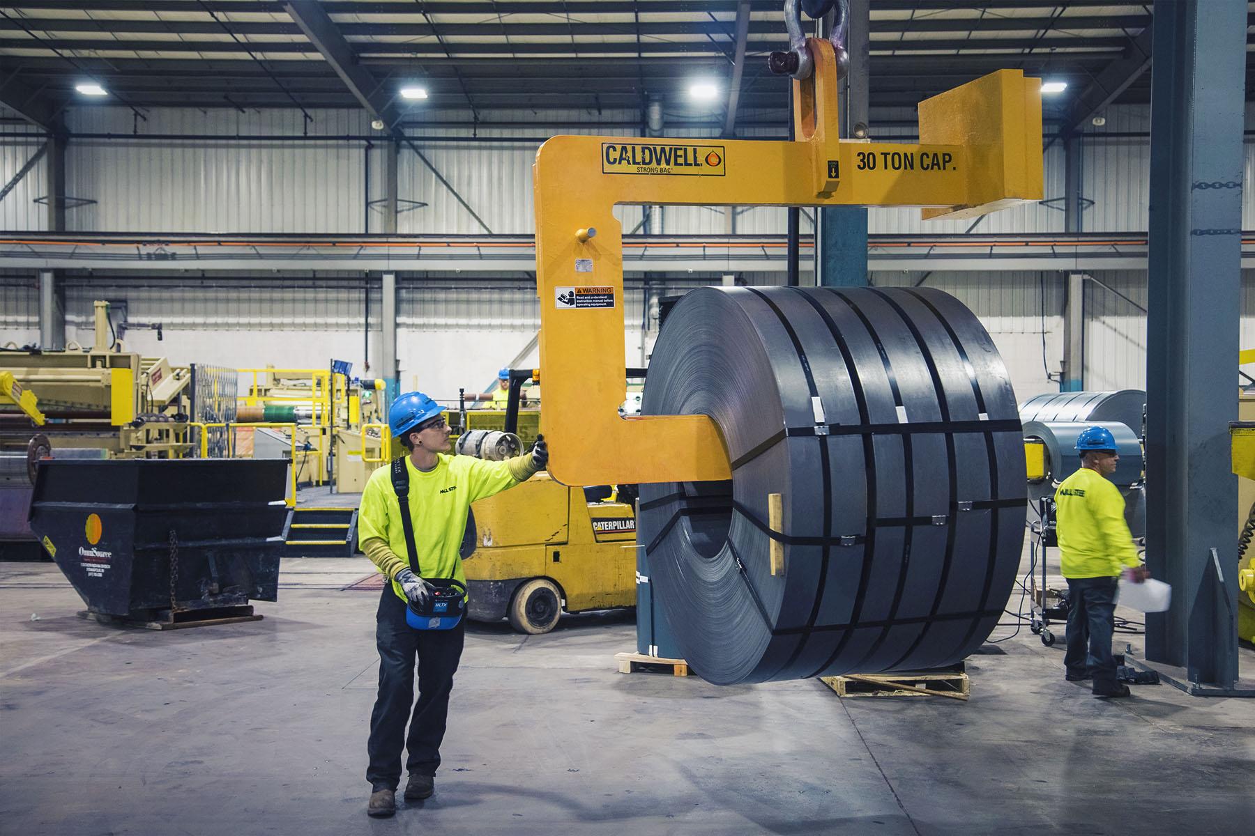 Home | Mill Steel Company
