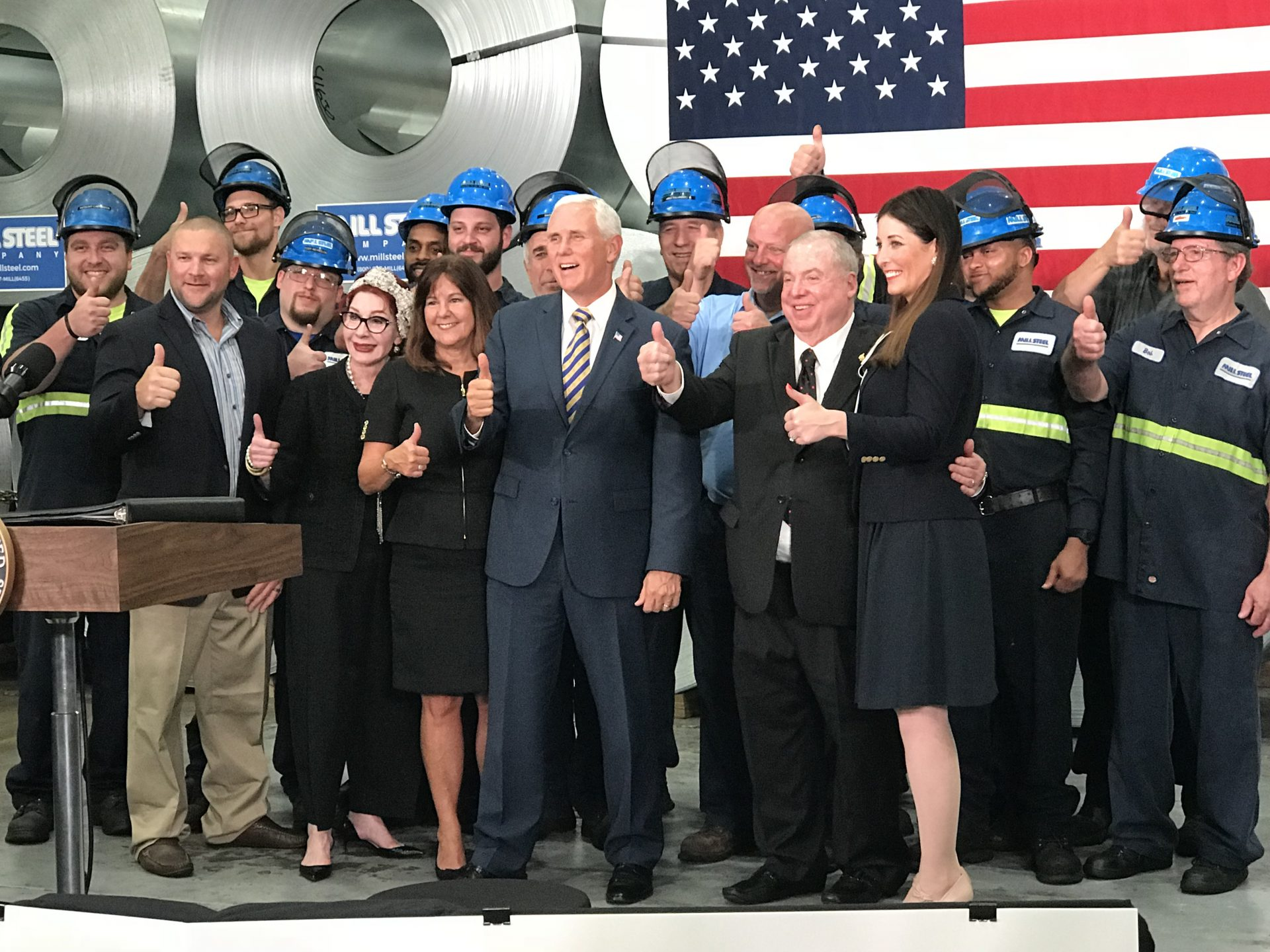 An American Success Story: Mill Steel Co  Praised by Vice